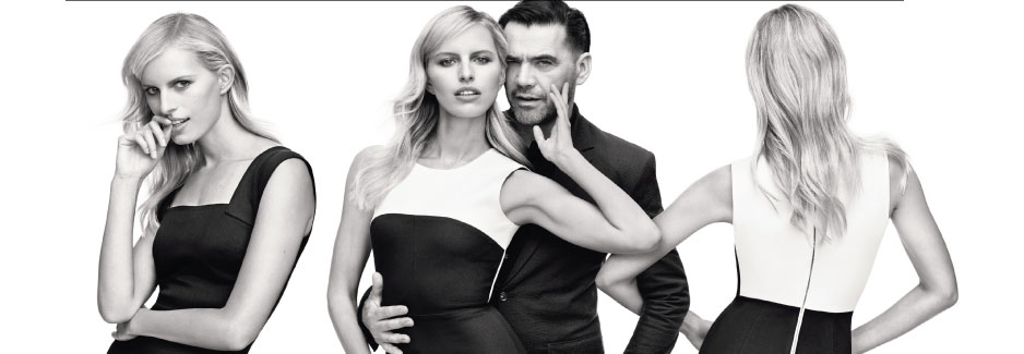 Work It! Roland Mouret's Capsule For Banana Republic