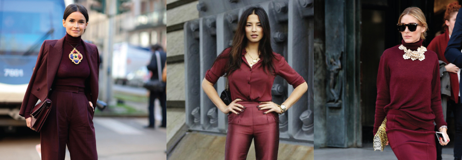 Work It: 3 Office-Appropriate Ways To Wear Fall's Hottest Color