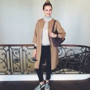 Style Tip: Find Your Key Fall Piece, The Cashmere Coat