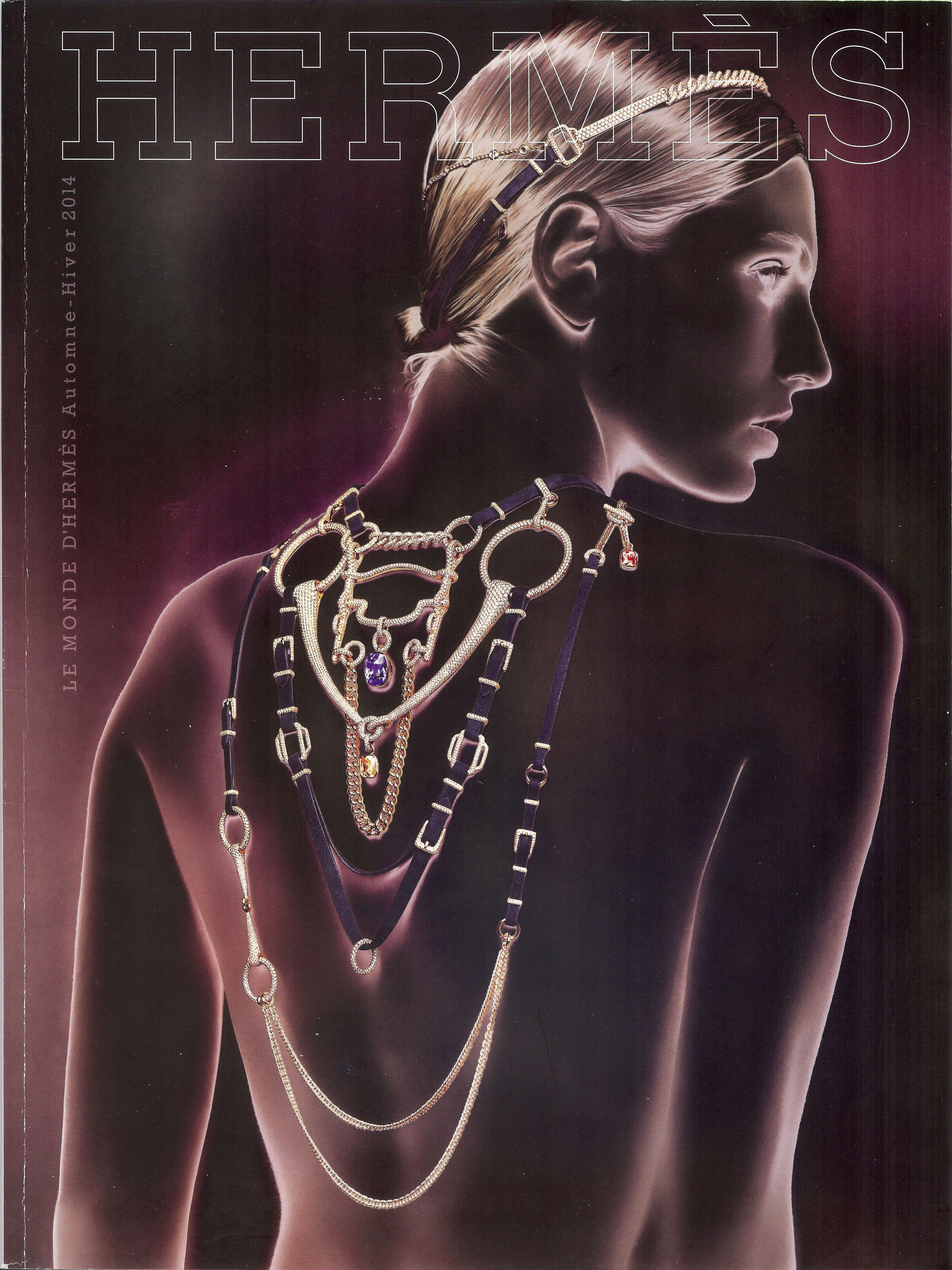 Le Monde D'Hermès Automne Hiver 2014
