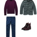 Men's Style: Three Easy Looks for Thanksgiving