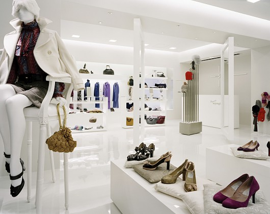 Tokyo chic shops we love visual therapy for Negozio di mobili di design