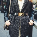 Elements of Style: Rosie Lai's Belted Fall Layers