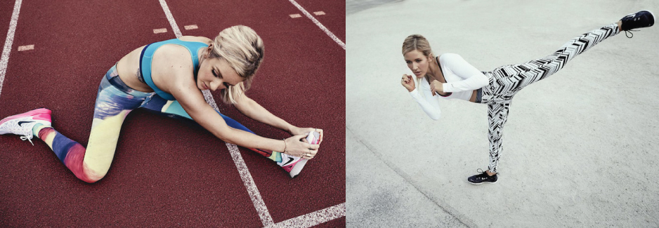 "Wellness: Elle Goulding Taking ""Burn"" To The Next Level With Nike Campaign"