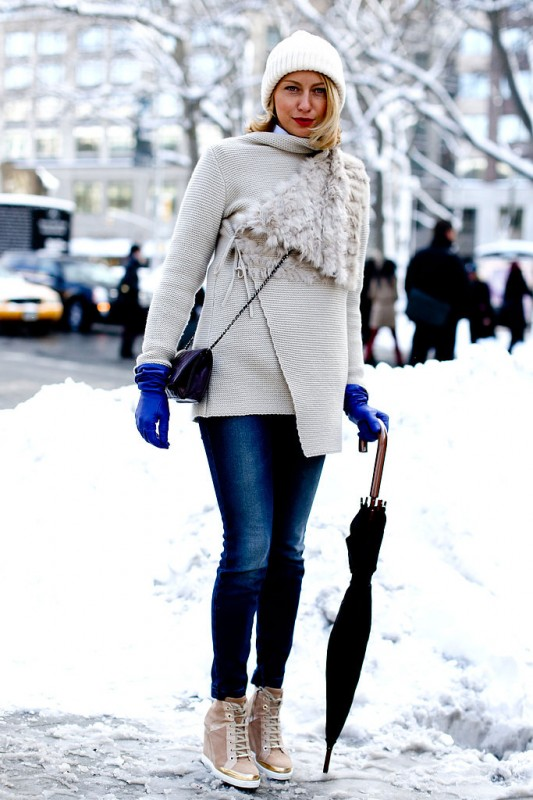 Style Tip: Chic Snow Boots For Every Style Type | Visual ...