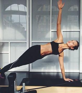 Karlie Kloss fitness