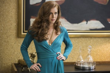 Amy Adams Wrap Dress