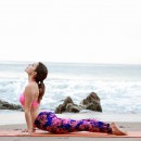 Wellness: Yoga Sequence To Wake Up Your Senses by Danielle Cuccio