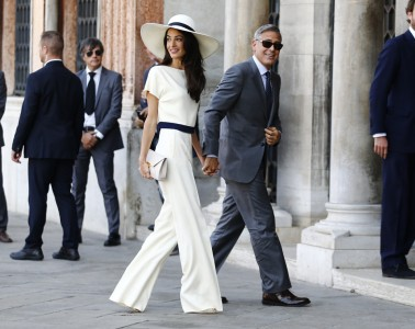 Amal Clooney Style
